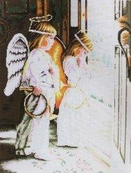 Схема для вышивания нитью мулине 2005