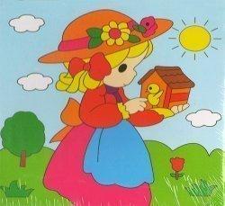Детский набор для рисования на подрамнике № 25