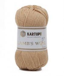 Пряжа Lambs Wool