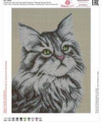 Рисунок для вышивания бисером на холсте 626ВХ
