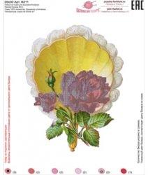 Рисунок на ткани для вышивания бисером ШвейТорг В211