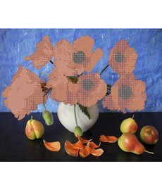 Рисунок на ткани для вышивания бисером ШвейТорг В218