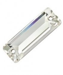Стразы пришивные Asfour арт.608 26 мм Crystal