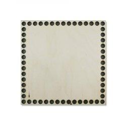 Донышко квадратное №1004 20х20 см