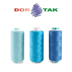 Нитка швейная DOR TAK (Дор так) 40S/2 номера цветов: 501-600