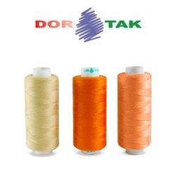 Нитка швейная DOR TAK (Дор так) 40S/2 номера цветов: 201-300