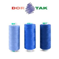 Нитка швейная DOR TAK (Дор так) 40S/2 номера цветов: 601-700