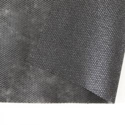 Флизелин №6020 20 гр. ш.100 см 1/22 м, чёрный