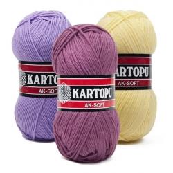 Пряжа Ak-Soft