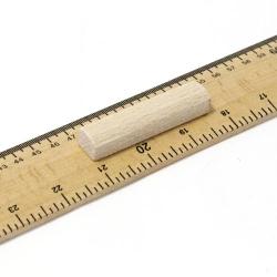 Линейка деревянная с ручкой 100 см