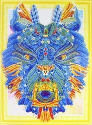 Алмазная мозаика 001 LP 40х50 (на подрамнике)