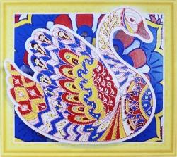 Алмазная мозаика 026 LP 40х50 (на подрамнике)