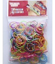 Набор резинок для плетения браслетов Tukzar Bands 1/12