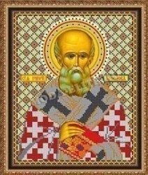 Набор для вышивания бисером 8764 «Св.Григорий»
