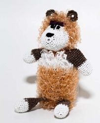 """Набор для вязания amy-54 """"Медвежонок"""""""