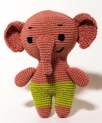 """Набор для вязания amy-78 """"Слонёнок"""""""