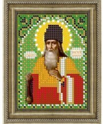 Набор для вышивания бисером с рамкой 8821ЛМ «Св. Анастасий»