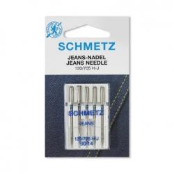 Иглы SCHMETZ для бытовых швейных машин (джинс)