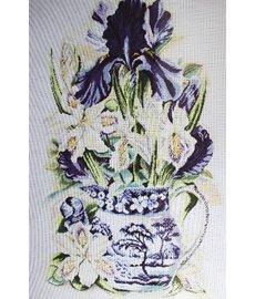 Схема для вышивания нитью мулине 0238