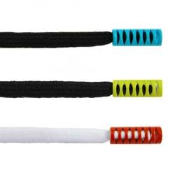 Шнурки с наконечником 130 см 1/50 шт