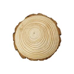 Спил дерева для декора №25-175 1/6 шт