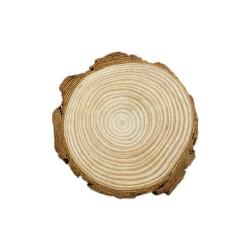 Спил дерева для декора №25-177 1/10 шт