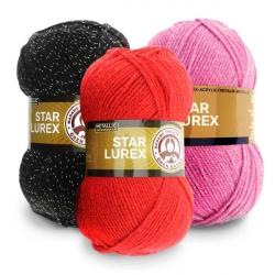 Пряжа Star Lurex