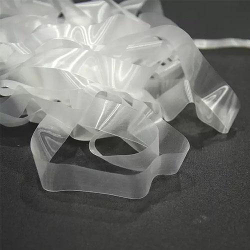 Тесьма-резинка силиконовая 6 мм