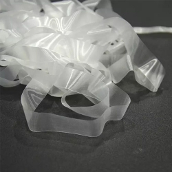 Тесьма-резинка силиконовая 1,2 см