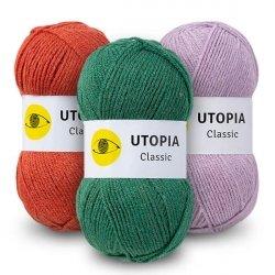 Пряжа Utopia Classic